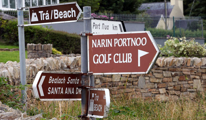 Signposts Donegal